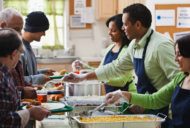 Soup Kitchen Meals Too Fattening, Not Nutritious, Says New Study ...