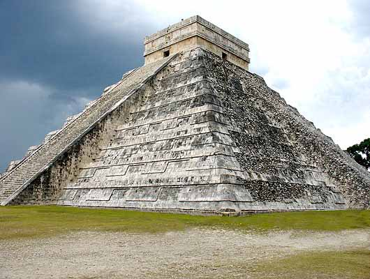 What was the ancient Maya government like?