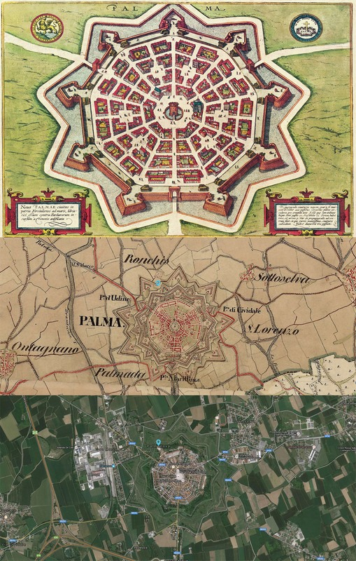 Renaissance City Planning and Designs by Hana Vo Infographic