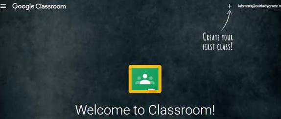 Google Classroom getting started | Venngage - Free Infographic Maker