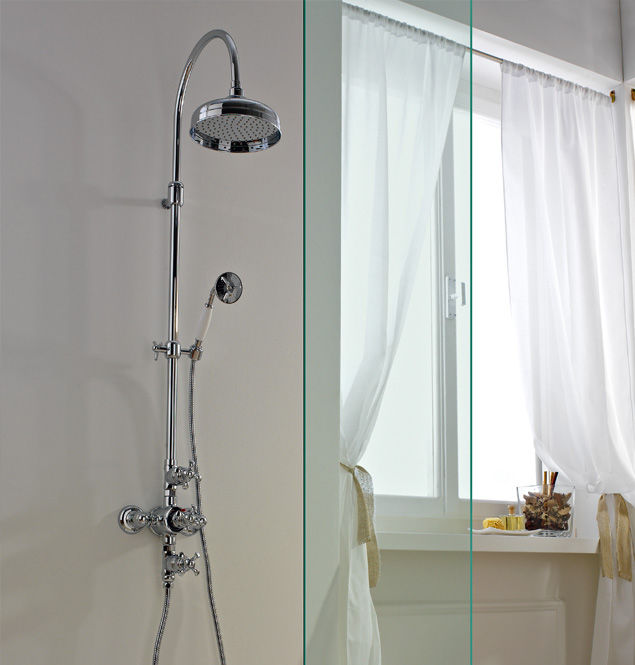 Superieur Wall Mounted Shower Set