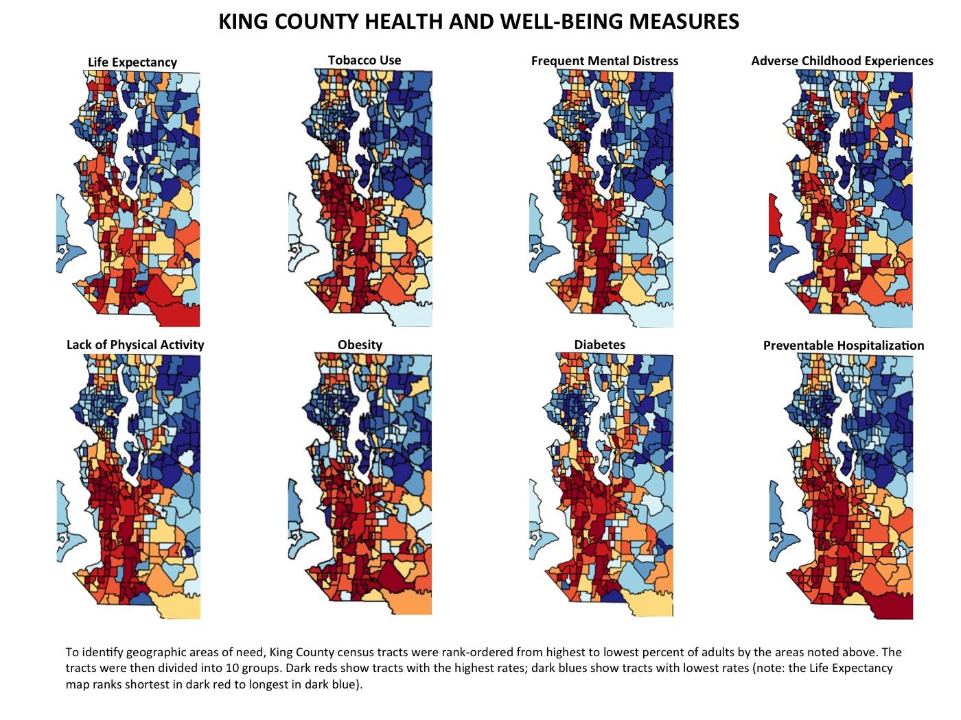 Minority Health Disparities in Seattle King County WA Brooke Byun