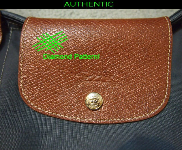 3214f3261fd6 Authentic vs Fake Longchamp - by Shawn Thong  Infographic
