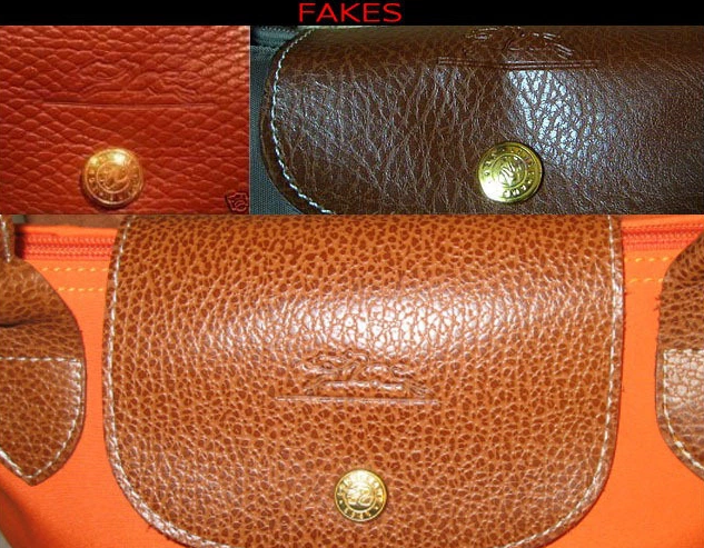 Authentic vs Fake Longchamp - by Shawn Thong  Infographic  058e641ec47bd