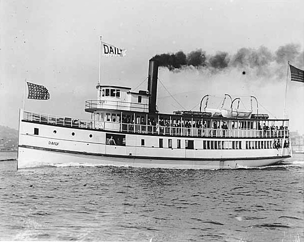cornelius vanderbilt steamboat