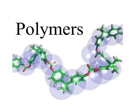 Image result for Polymers