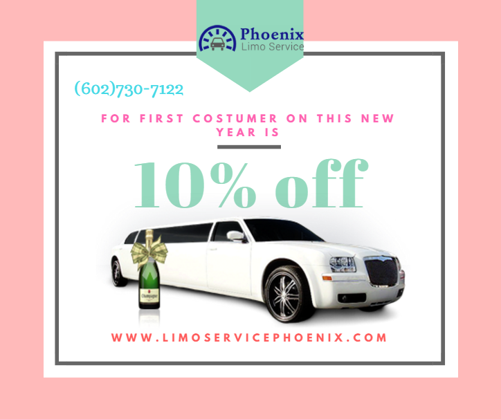 limo service phoenix by limo service infographic