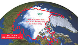 Antarctic Ice Lowest Ever – Asia at High Risk – Africa Drying Up !!!