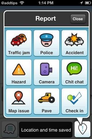 Explore Task Waze - by Tate Castillo [Infographic]