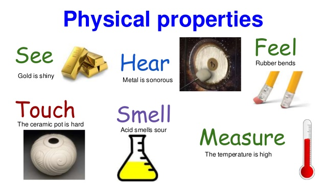 Image result for physical properties