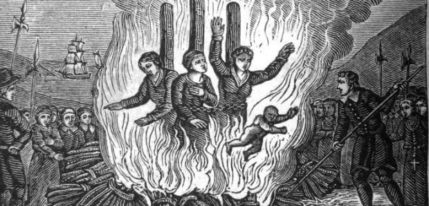 Resultado de imagen para salem witches