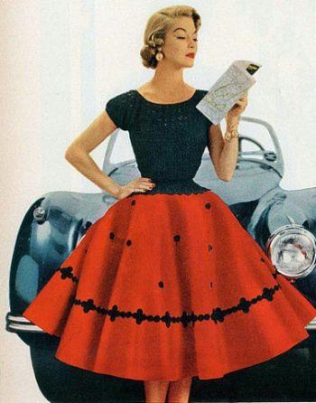 1950s australia fashion