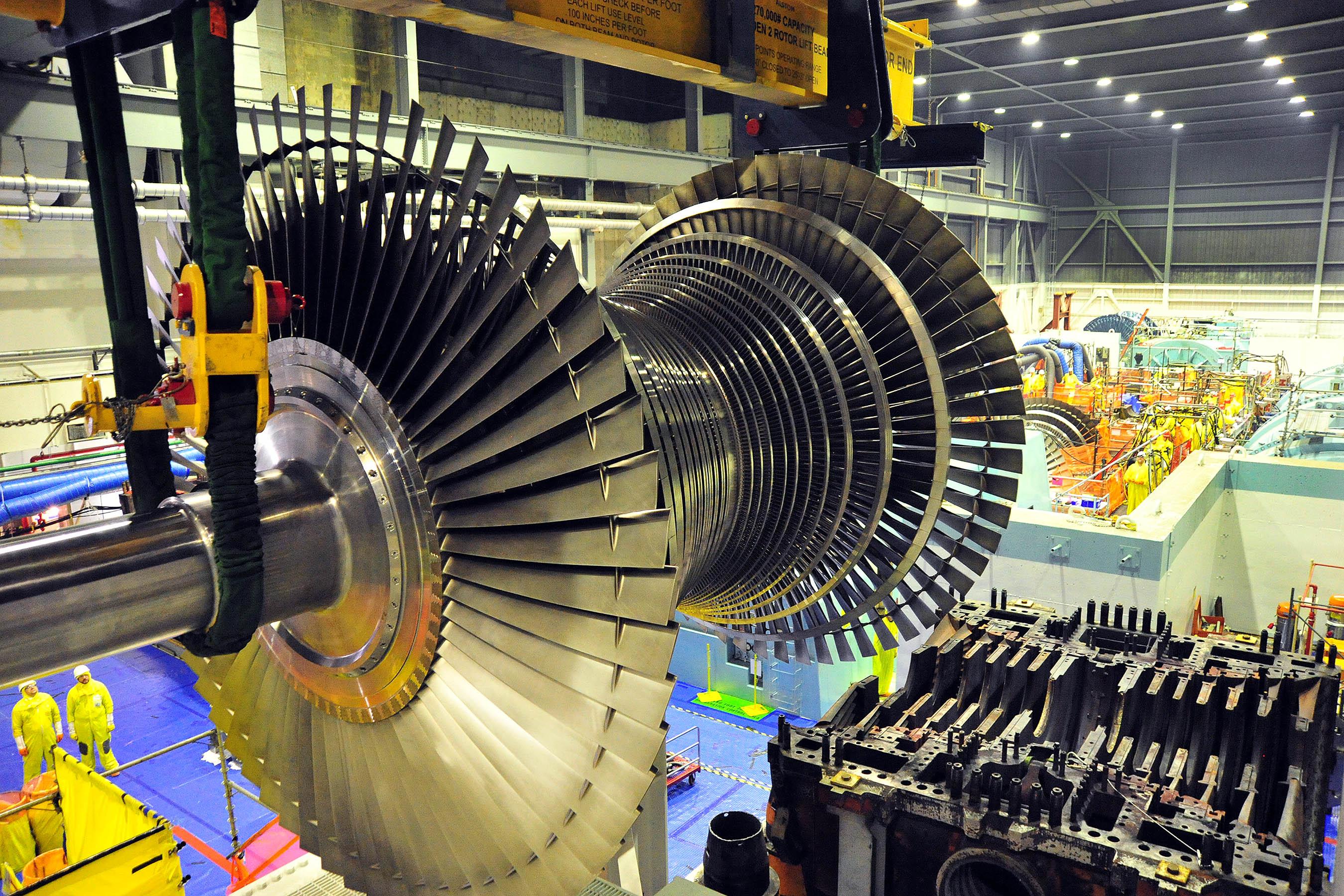 Elliott Tanner Inside a Nuclear Reactor by Elliott Tanner