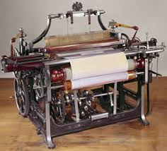 what year was the power loom invented