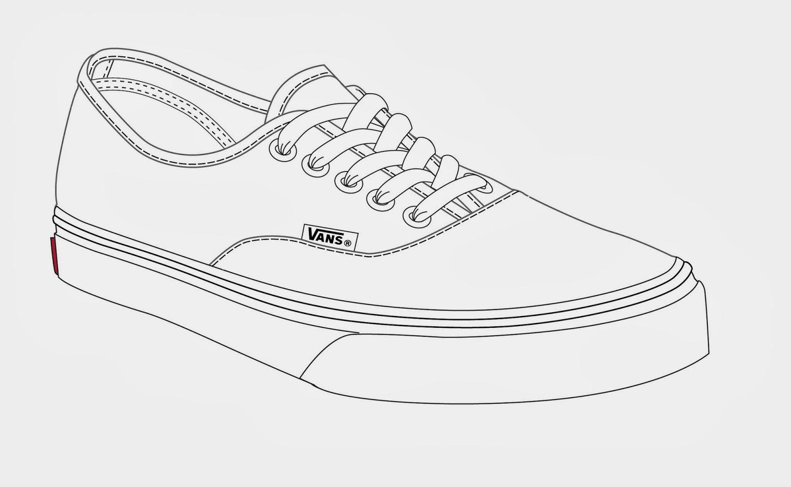 vans dibujos zapatillas