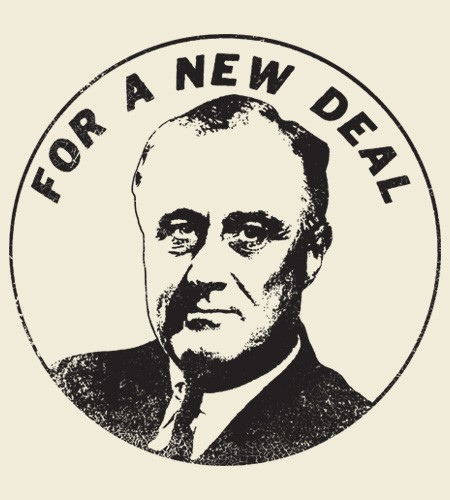 What the New Deal can teach us about winning a Green New Deal ...