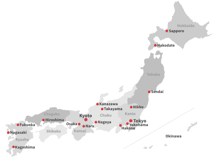 Kyushu travel guide   japan travel advice.