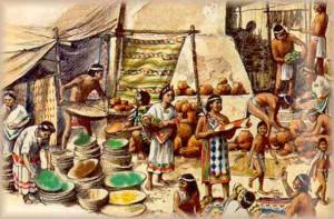 Aztec Civilization People