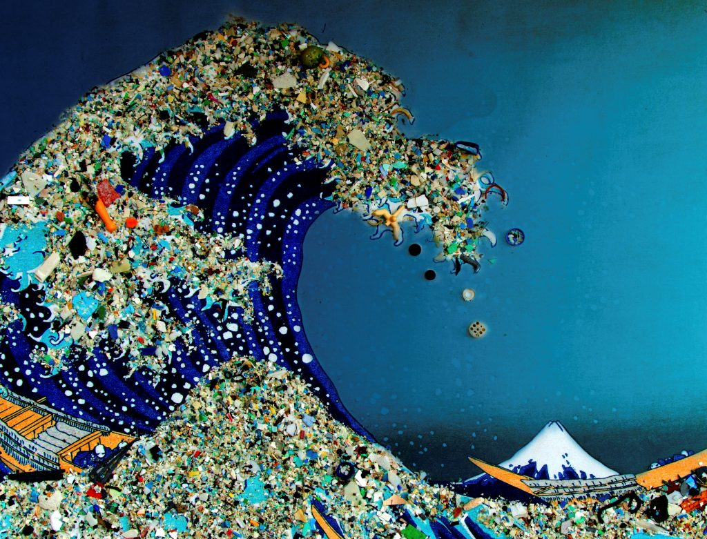 The Great Pacific Garbage Patch Really