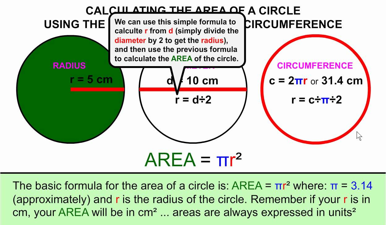 Kayleys diameter vs radius of a circle by kayley sturgeon kayleys diameter vs radius of a circle by kayley sturgeon infographic ccuart Images