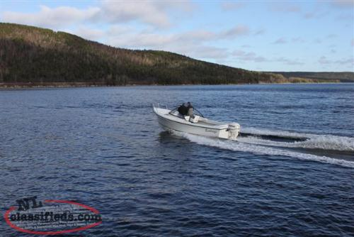 Newfoundland Boating Boats