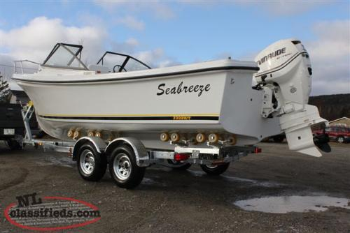 New 2017 Seabreeze 23 W/T