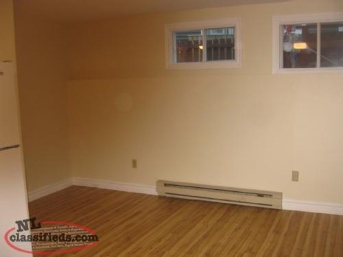 One Bedroom Basement Apartment Utilities Included St John 39 S Newfoundland Labrador