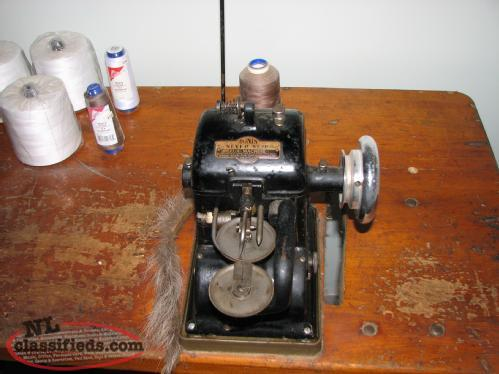 bonis fur sewing machine for sale