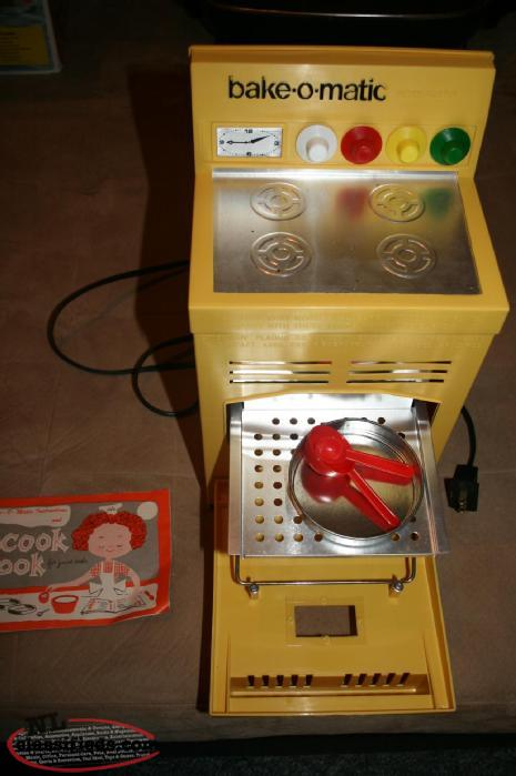 Peter Austin Bake-O-Matic