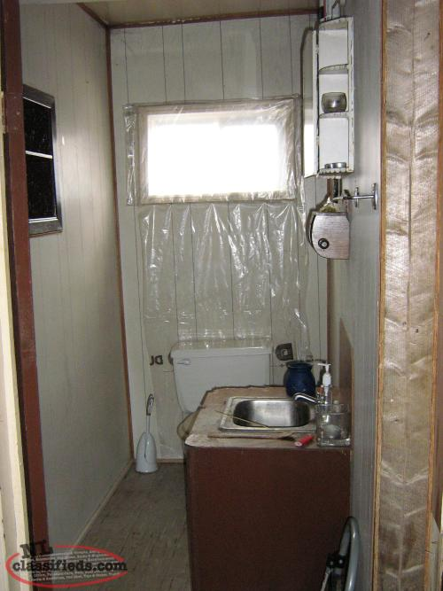 Cabin for sale or trade for a camper trailer located for Cabin a camper for sale