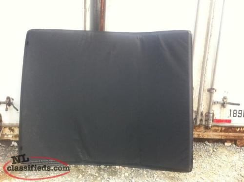 soft oem trifold tunnel cover for ford ranger like new buy sell in st johns nl. Black Bedroom Furniture Sets. Home Design Ideas