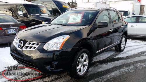 2011 nissan rogue awd certified pre owned buy sell in mount pearl newfoundland nl. Black Bedroom Furniture Sets. Home Design Ideas