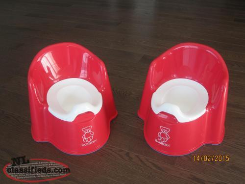 """Babybjorn Potty Chairs"""