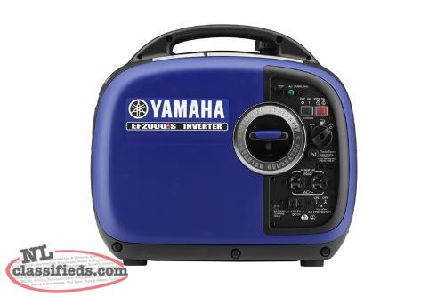 Save Over $300.00 On A New EF2000iSX Yamaha Inverter Generator!!