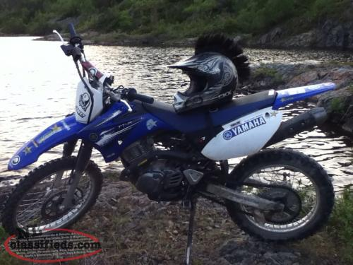 2012 yamaha ttr 125le nippers harbour newfoundland for Yamaha ttr 150 for sale