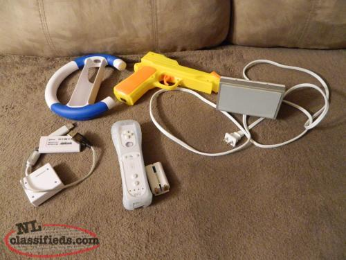WII Console and Games FOR SALE - pic 3  of 10
