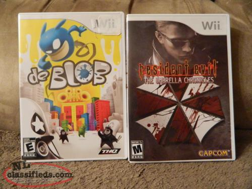 WII Console and Games FOR SALE - pic 10  of 10