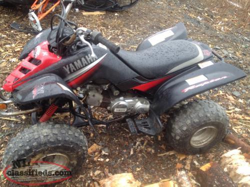 2001 raptor 90 buy sell in summerford newfoundland for Yamaha raptor 90cc
