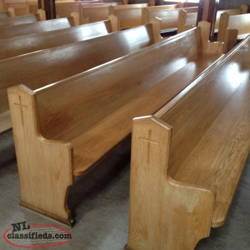 church pews for sale buy sell in conception bay south newfoundland nl classifieds. Black Bedroom Furniture Sets. Home Design Ideas