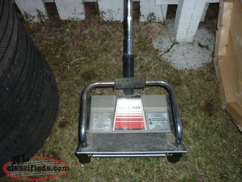 1 - 14IN. SEARS CRAFTSMAN ELECTRIC SNOW SHOVEL