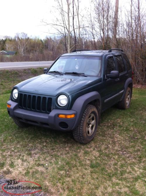 2002 jeep liberty parts buy amp sell in campbellton newfoundland