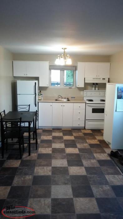 Clarenville Two Bedroom Basement Apartment For Rent Clarenville Newfoundland