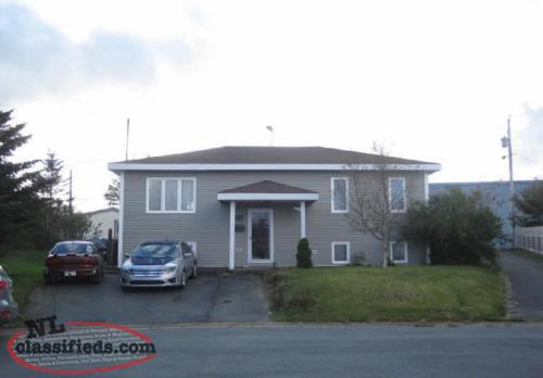 2 Bedroom Basement Apartment in Mount Pearl available now