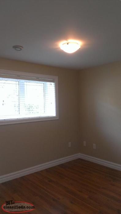 2 Bedroom Basement Apt For Rent Available Now Cbs