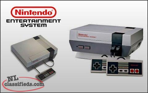 Wanted to Buy : Nintendo Entertainment System (NES) games