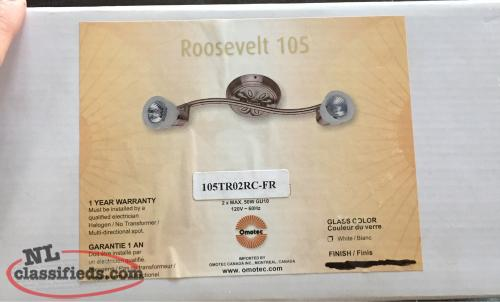 Roosevelt Light Fixture