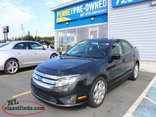 2010 Ford Fusion - Mount Pearl, Newfoundland