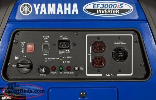 Save 450 00 On A New Yamaha Ef3000ise Inverter Generator