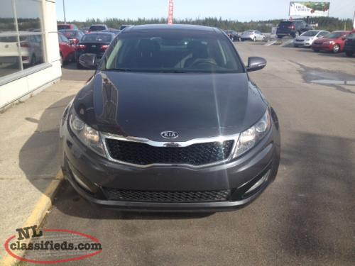 2011 Kia Optima EX LUX Platium Graphite (TO68886A)REDUCED TO GO!! - pic 2  of 4