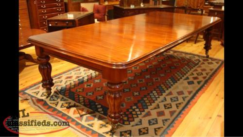 William IV Dining Table